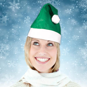 Promotional Christmas Ideas-HAT518I