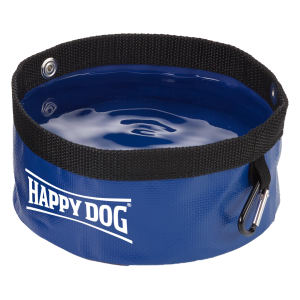 Collapsible pet bowl with