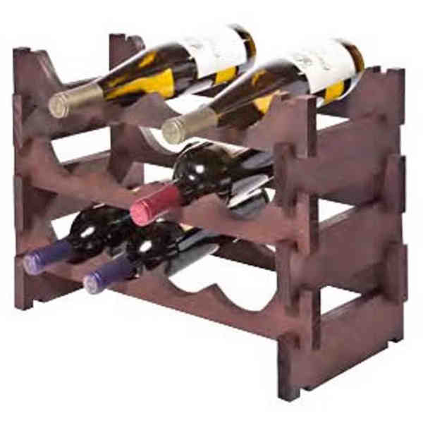 VinRack™12 Bottle Wine Rack