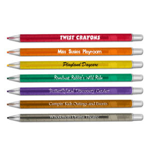 Promotional Crayons-8641