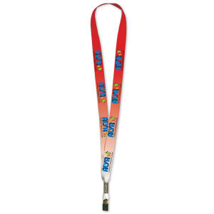 Promotional Badge Holders-LANYARDS DSS12