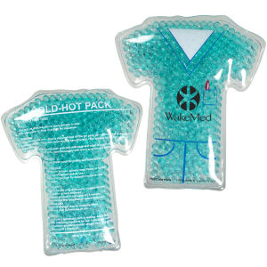Reusable hot/cold pack for