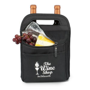 Wine and cheese kit.