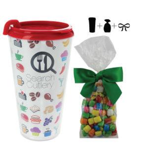 Promotional Plastic Cups-T-MUG-GUM