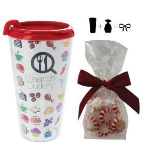 Promotional Plastic Cups-T-MUG-STRMINTS