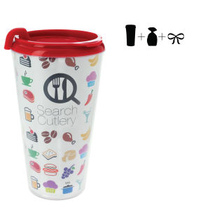 Promotional Plastic Cups-TRAVEL-MUG