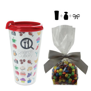 Promotional Plastic Cups-T-MUG-CANDY