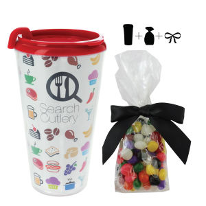 Promotional Plastic Cups-T-MUG-JELLY