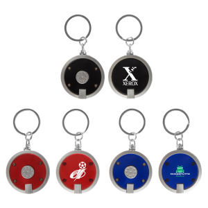Promotional Keytags with Light-L287