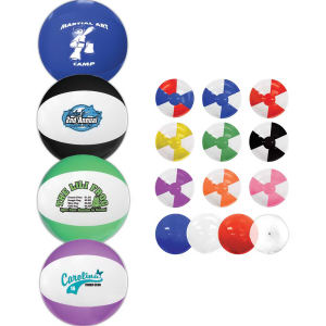 Promotional Beach Balls-MB12-RWB