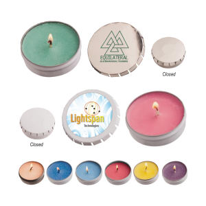 Promotional Candles-STC03W-CANDLE