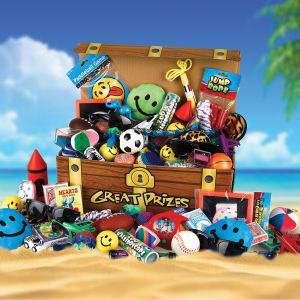 Chest of Toys -