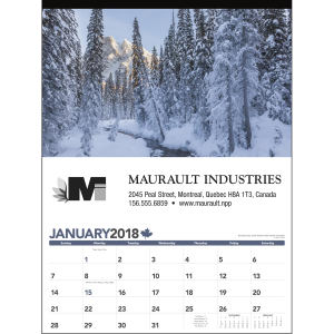 Promotional Wall Calendars-3113