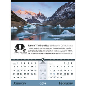 World Scenic - Calendar