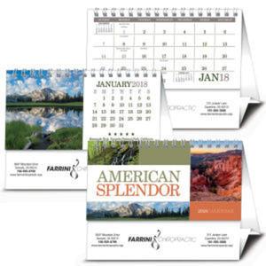 Promotional Desk Calendars-4251