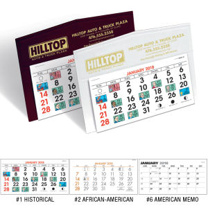 Legacy - Desk calendar