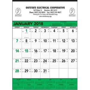 Green and black 13-sheet