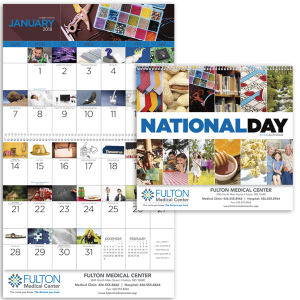 Promotional Wall Calendars-7032