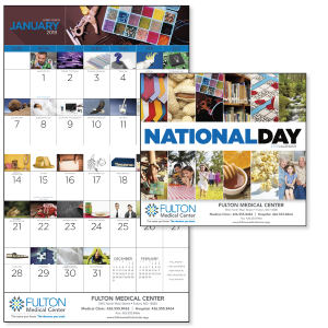 Promotional Wall Calendars-7232