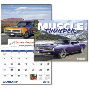 Window muscle thunder vehicle