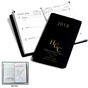 Classic 2018 pocket planner