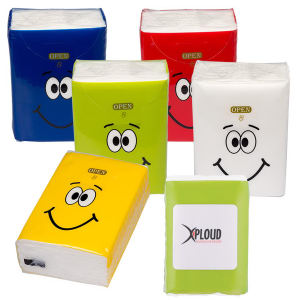 Promotional Tissues/Towelettes-PL-1806