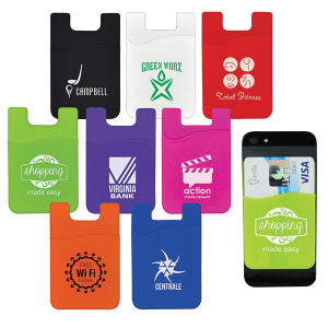 Promotional Card Cases-SILIPOCK