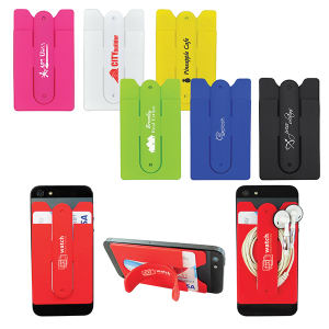 Promotional Card Cases-SILICOME