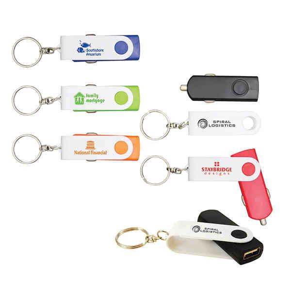 Flip N Charge USB