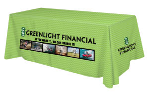 Promotional Display Booths-TFLDD38