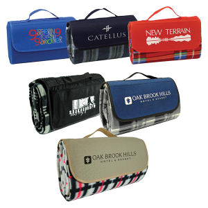 Promotional Blankets-PICNIC
