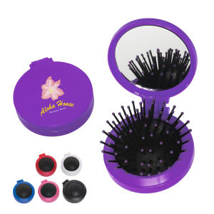 Hairbrush with high impact