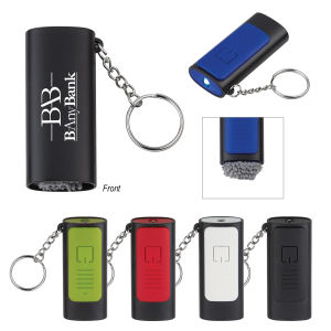 Promotional Plastic Keychains-223