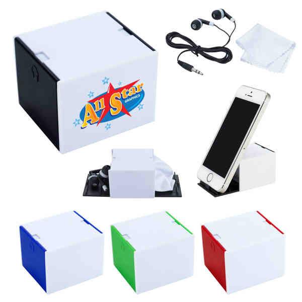 3-In-1 Desk Cube.