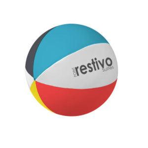 Stress reliever, beach ball
