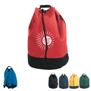 Silk-Screen - Drawstring tote