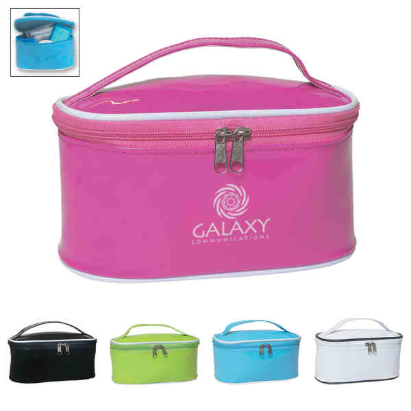 Cosmetic bag that has