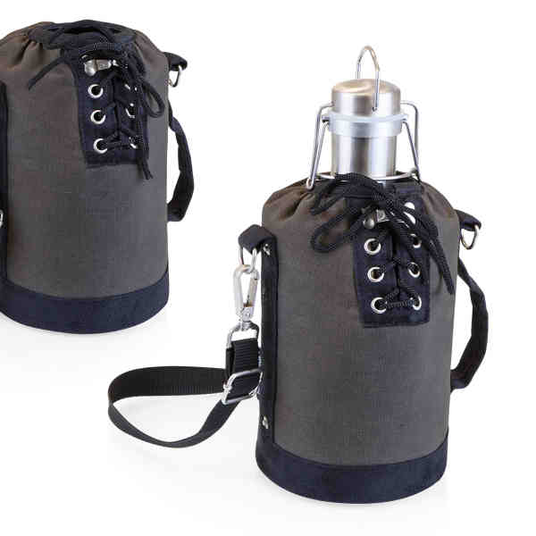 Insulated carry tote with