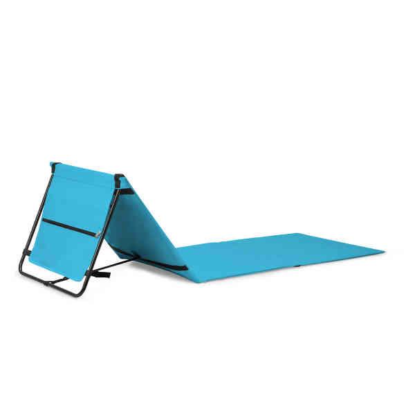 Outdoor portable beach mat