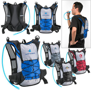 210 denier hydration pack
