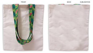 Promotional Tote Bags-SU161W