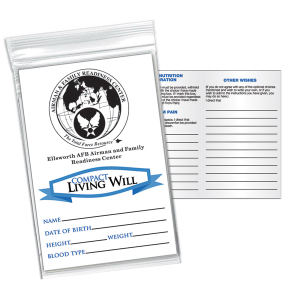 Promotional Medical ID Cards-CLWD