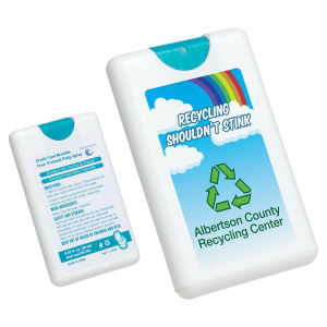Promotional Air Fresheners-WPC-BC17