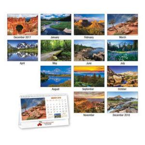 Promotional Desk Calendars-DC5037