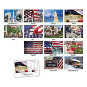 Promotional Desk Calendars-DC5075