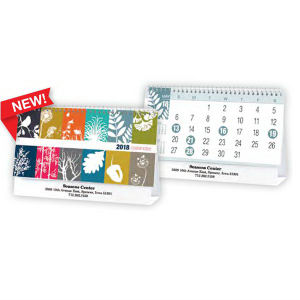 Promotional Desk Calendars-DC5038