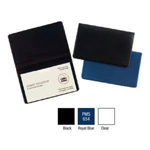 Promotional Card Cases-WVCHSGLCL