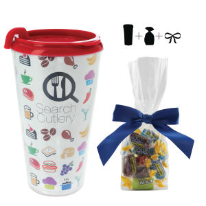 Promotional Plastic Cups-T-MUG-JOLLY
