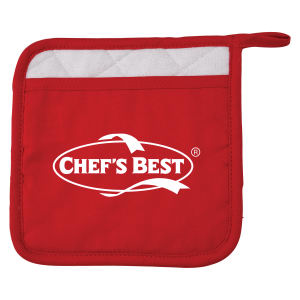 Promotional Oven Mitts/Pot Holders-1481