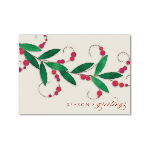 Promotional Greeting Cards-XH12358FC